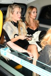 Kimberley Garner and Lottie Moss - Leaving Annabel