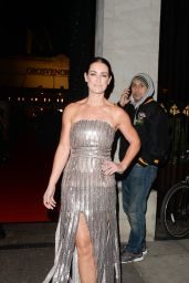 "Kirsty Gallacher – ""Float Like a Butterfly"" Ball at Aid of Caudwell Children in London 10/19/2018"