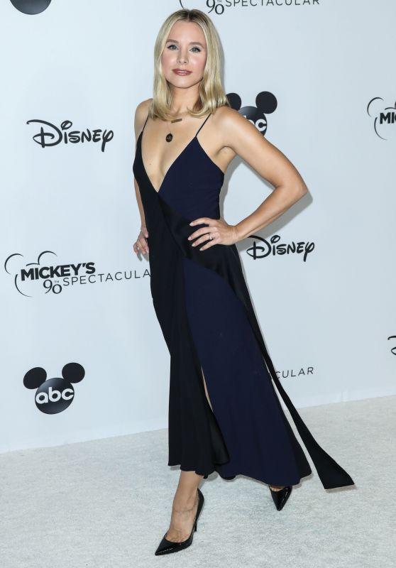 Kristen Bell – Mickey's 90th Spectacular LA