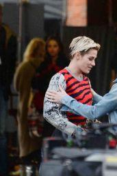 """Kristen Stewart - Filming """"Charlie"""
