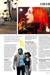 """Lady Gaga and Bradley Cooper - """"A star is born"""" - Total Film, October 2018"""