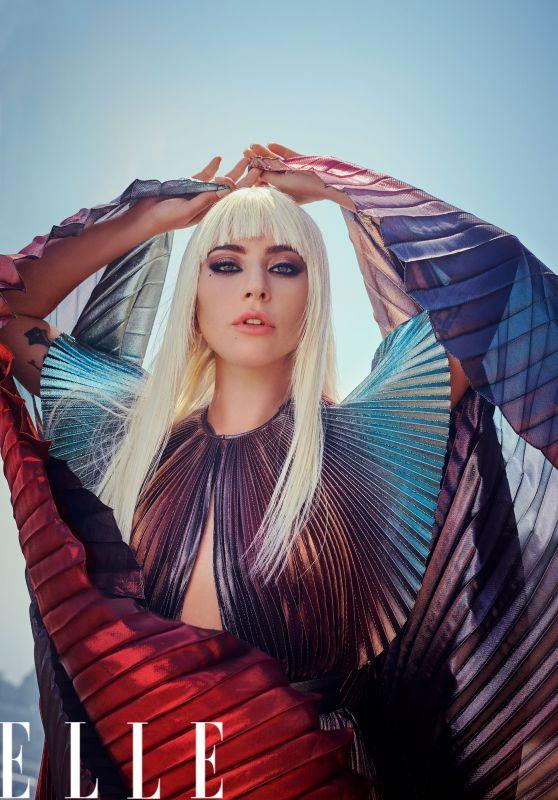 "Lady Gaga - Elle Magazine ""Women In Hollywood"" Issue November 2018"
