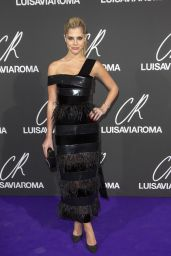 Lala Rudge – CR Fashion Book x Luisaviaroma Party at PFW in Paris 10/01/2018
