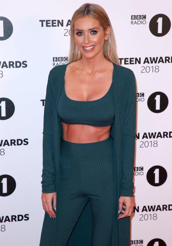 Laura Anderson – BBC Radio 1 Teen Awards 2018