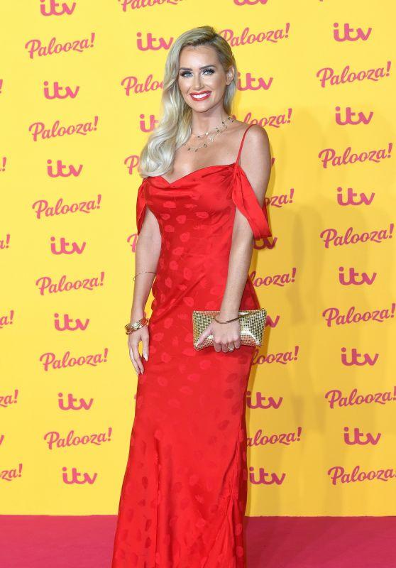 Laura Anderson – ITV Palooza! in London 10/16/2018