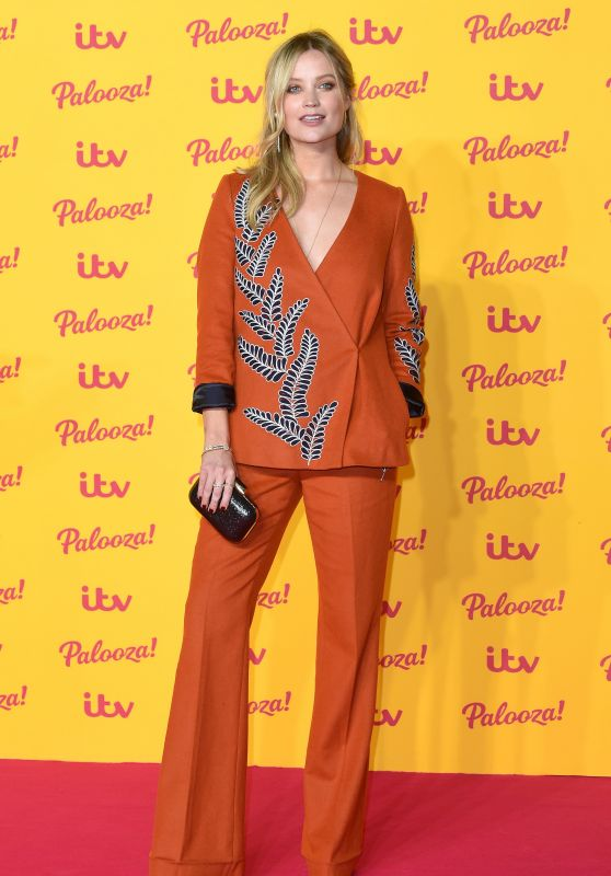 Laura Whitmore – ITV Palooza! in London 10/16/2018