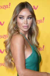 Lauren Pope – ITV Palooza! in London 10/16/2018