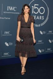 Lilah Parsons – IWC Schaffhausen Gala Dinner in London 10/09/2018