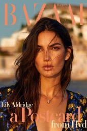 Lily Aldridge - Harper's Bazaar Greece October 2018