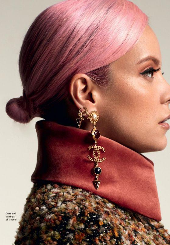Lily Allen - Cosmopolitan UK November 2018