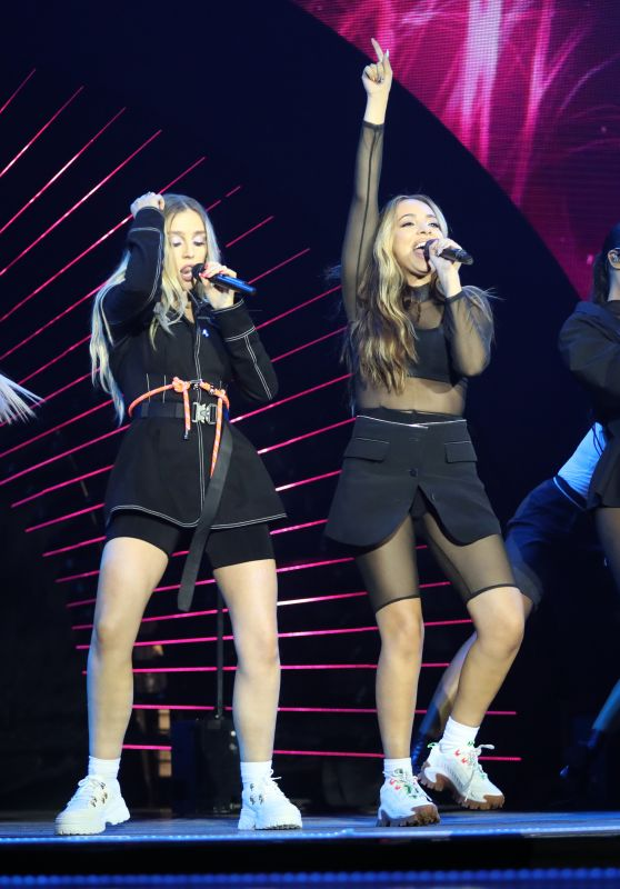 Little Mix Performs At Bbc Radio 1 Teen Awards In London-6691