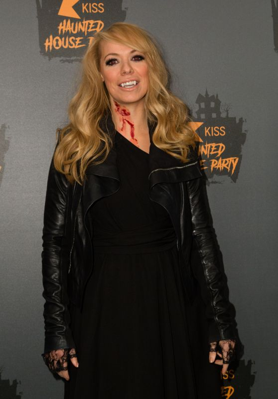 Liz McClarnon – 2018 KISS Haunted House Party in London