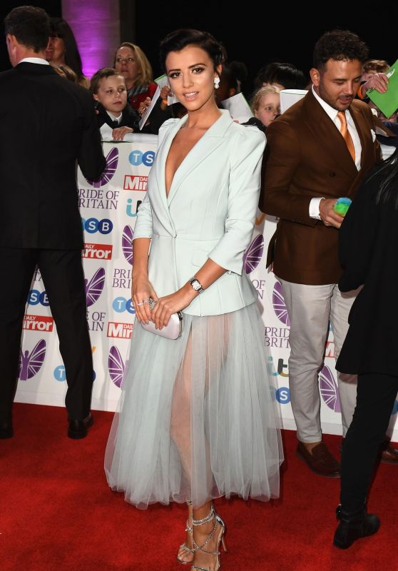 Lucy Mecklenburgh – 2018 Pride of Britain Awards