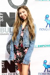 Lulu Lambros - 2018 Say NO Bullying Festival in Los Angeles