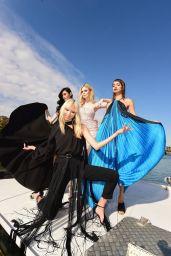 Luma Grothe Walks L'Oreal Fashion Show in Paris 09/30/2018