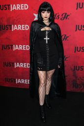 Luna Blaise Boyd – Just Jared's Halloween Party 2018