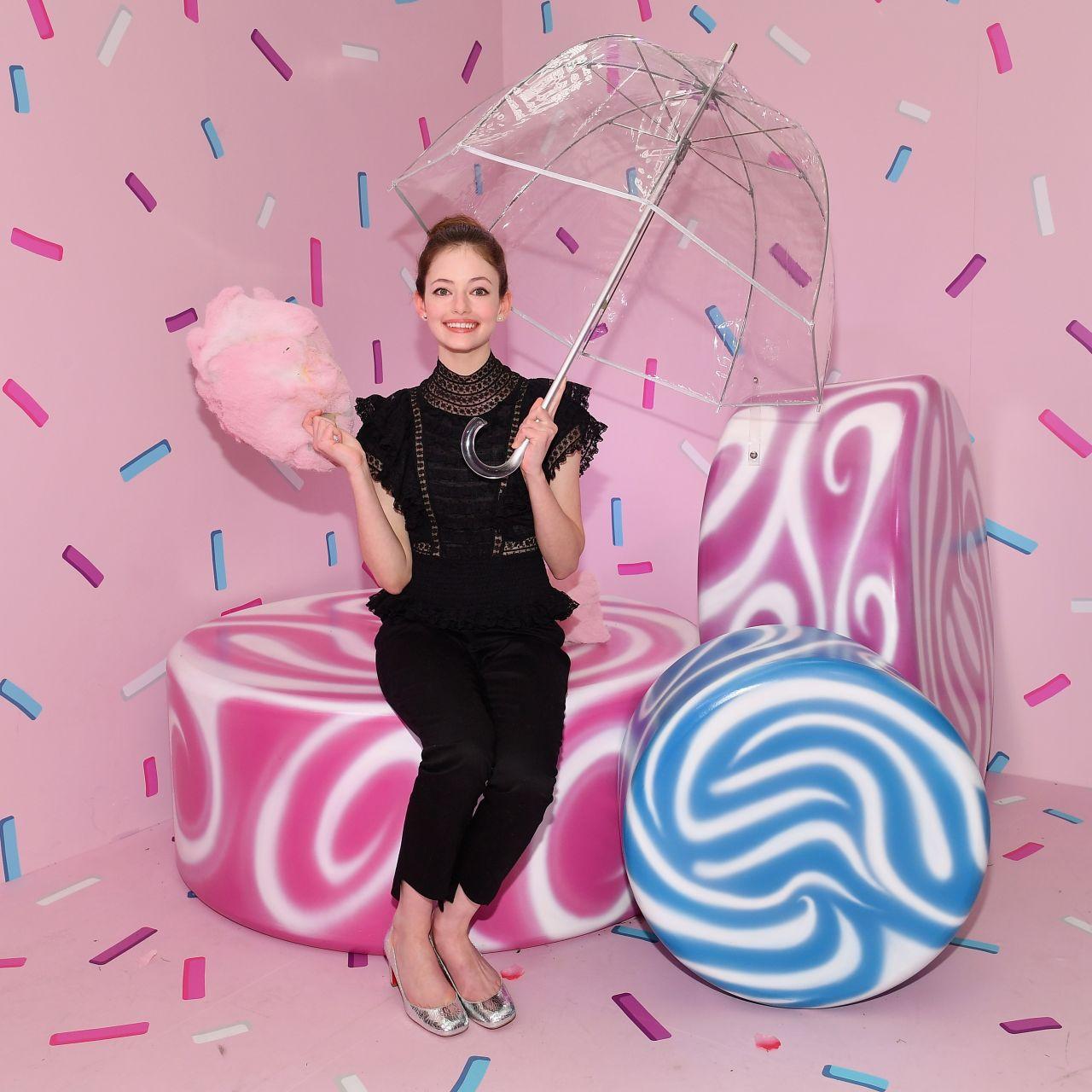 Mackenzie Foy Disney And Popsugar Celebrate Quot The