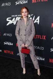 "Madelaine Petsch - ""The Chilling Adventures Of Sabrina"" Premiere in Hollywood"