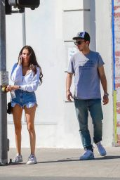 Madison Beer and Her Ex-Boyfriend - West Hollywood 10/20/2018
