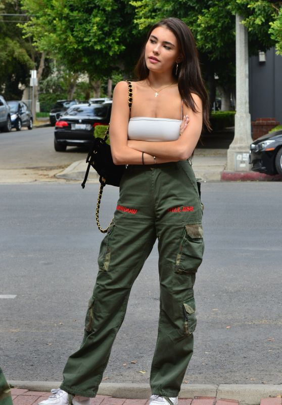 Madison Beer Urban Street Style - West Hollywood 10/02/2018