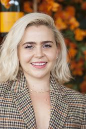 Mae Whitman – 2018 Veuve Clicquot Polo Classic in LA