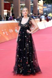"Maika Monroe - ""Hot Summer Nights"" Screening at Rome Film Festival"