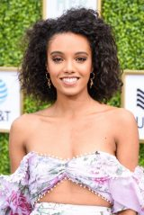 Maisie Richardson-Sellers – The CW Network's Fall Launch Event 10/14/2018
