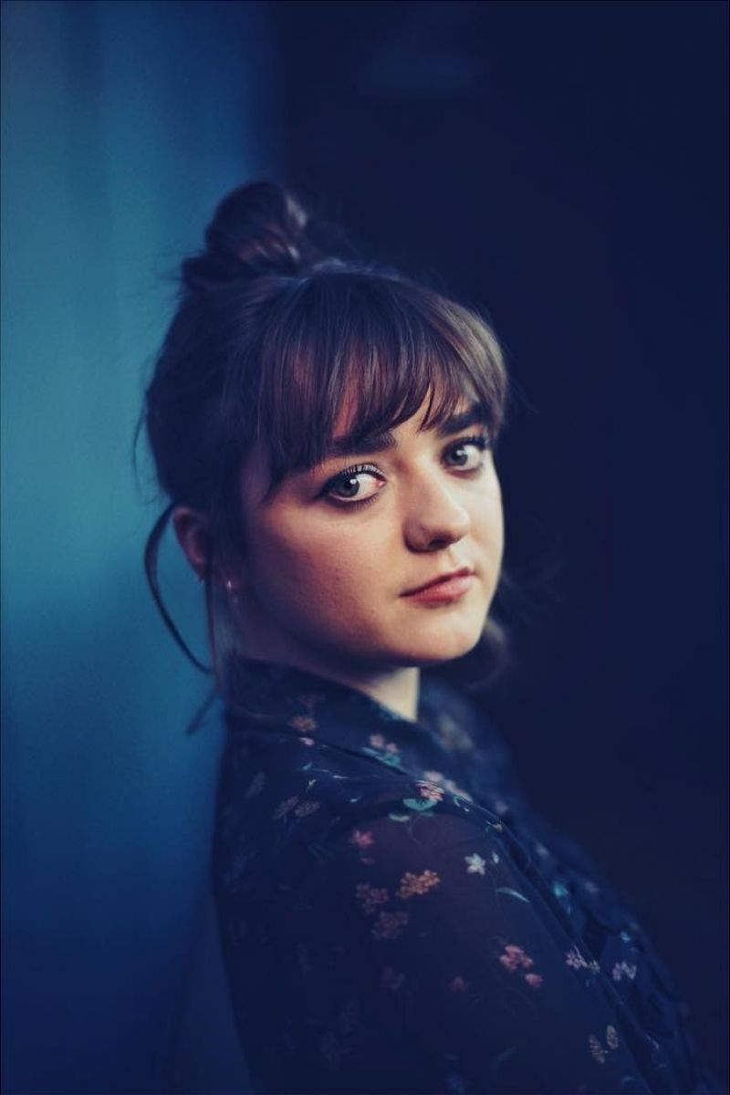 Maisie Williams - Photoshoot for The Guardian UK, October 2018