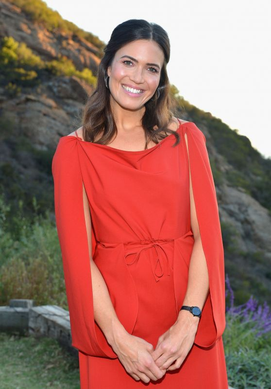 Mandy Moore - Mandy Moore x Fossil Private Dinner in Malibu