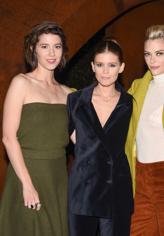 Mary Elizabeth Winstead, Kate Mara and Jaime King - Cos Celebrates the Dia Art Foundation in LA 10/17/2018