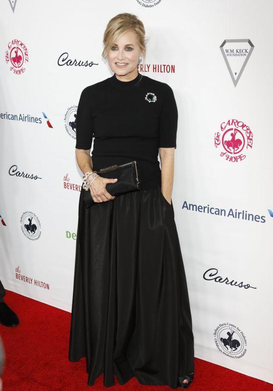 Maureen McCormick – 2018 Carousel of Hope Ball in Beverly Hills