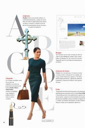 Meghan Markle - Vanidades Chile October 2018 Issue