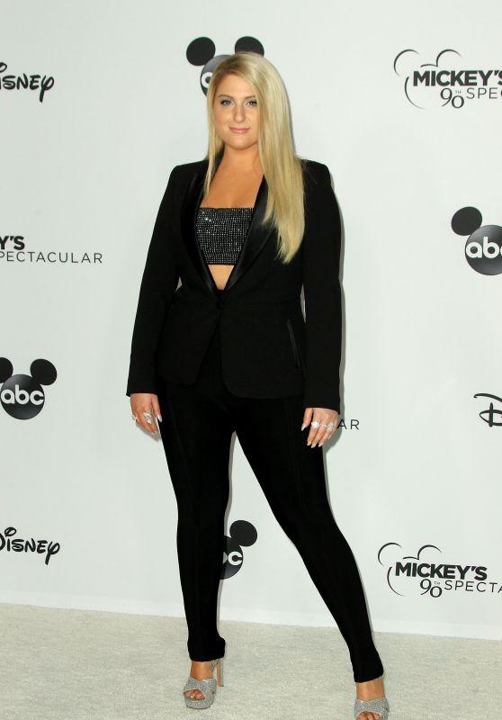 Meghan Trainor – Mickey's 90th Spectacular LA