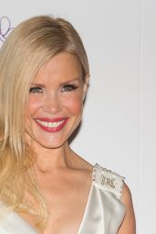 """Melinda Messenger – """"Float Like a Butterfly"""" Ball at Aid of Caudwell Children in London 10/19/2018"""