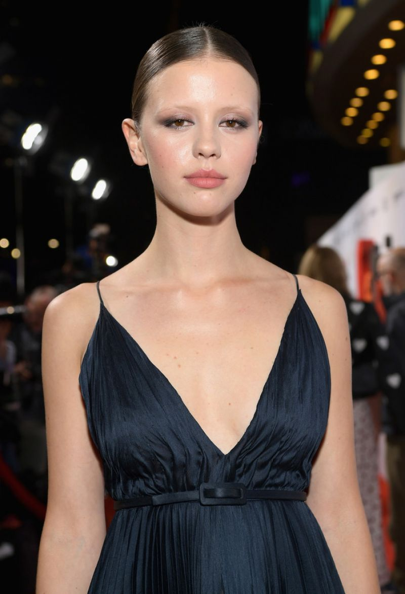 Mia Goth Nude Photos 75