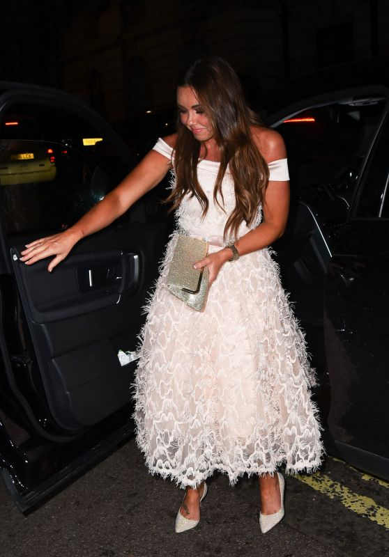 "Michelle Heaton – ""Float Like a Butterfly"" Ball at Aid of Caudwell Children in London 10/19/2018"