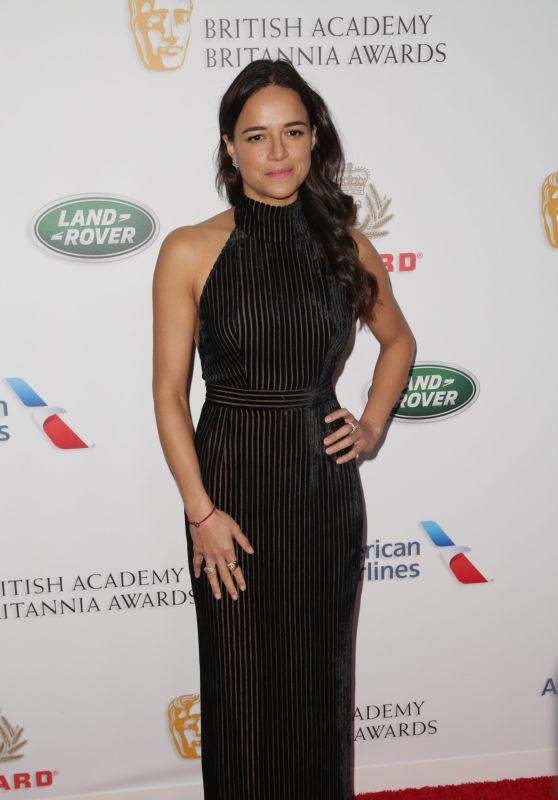 Michelle Rodriguez – 2018 Britannia Awards