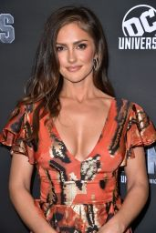 "Minka Kelly - ""Titans"" World Premiere in NYC"