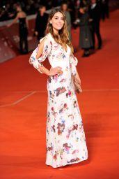 "Miriam Candurro – ""The Girl in The Spider's Web"" Red Carpet at Rome Film Festival"
