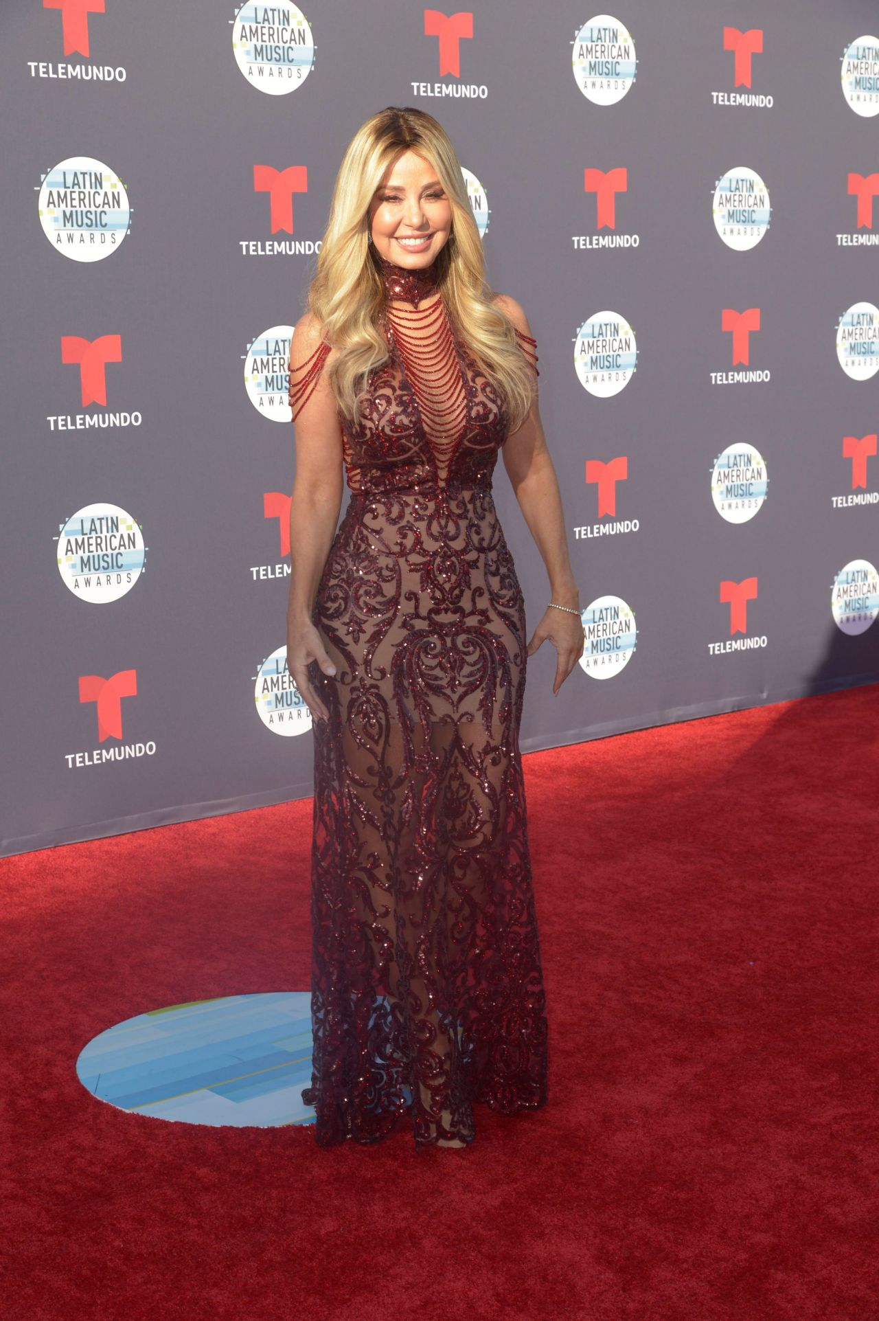 Myrka Dellanos 2018 Latin American