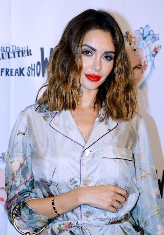 Nabilla Benattia - Fashion Freek Show, PFW in Paris 09/28/2018