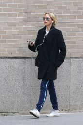 Naomi Watts - Out in New York City 10/22/2018