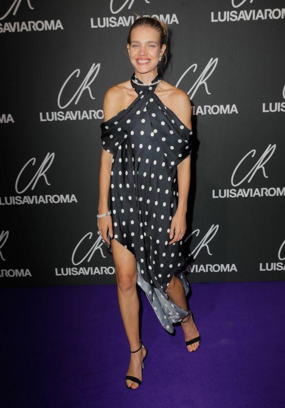 Natalia Vodianova – Launch of the CR Fashion Book Issue 13 in Paris