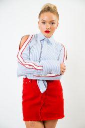 Natalie Alyn Lind - PopularTV.com Photoshoot, October 2018