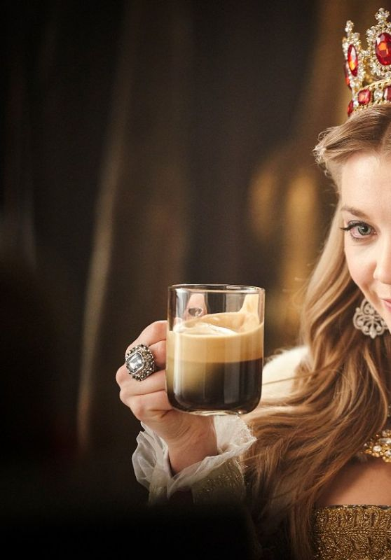 Natalie Dormer - Nespresso The Quest Campaign October 2018