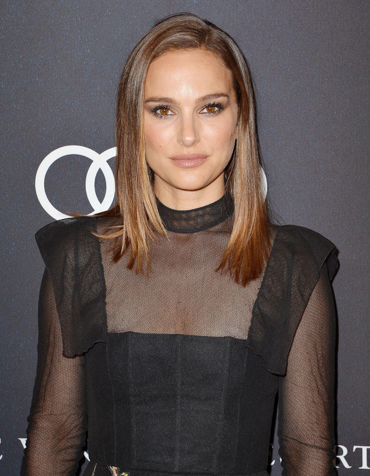 Natalie Portman – 2018 Variety's Power Of Women Natalie Portman
