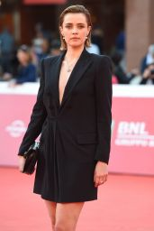 "Natalie Rapti Gomez - ""The Great War"" Special Screening at Rome Film Festival"