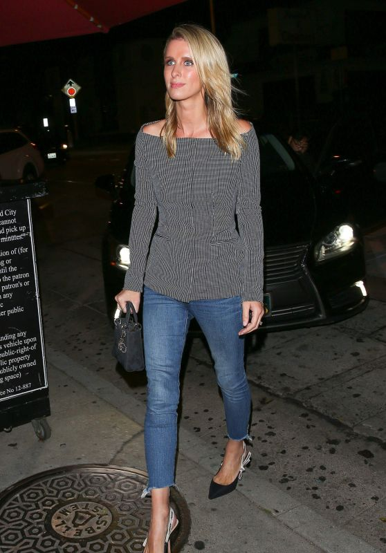 Nicky Hilton at Craig