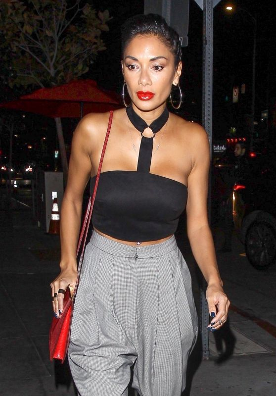"Nicole Scherzinger Arrives at ""Beauty & Essex"" in Hollywood 10/06/2018"