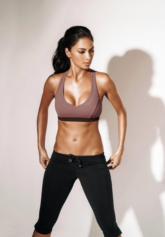 Nicole Scherzinger - Super Fit Body Secrets Photoshoot October 2018